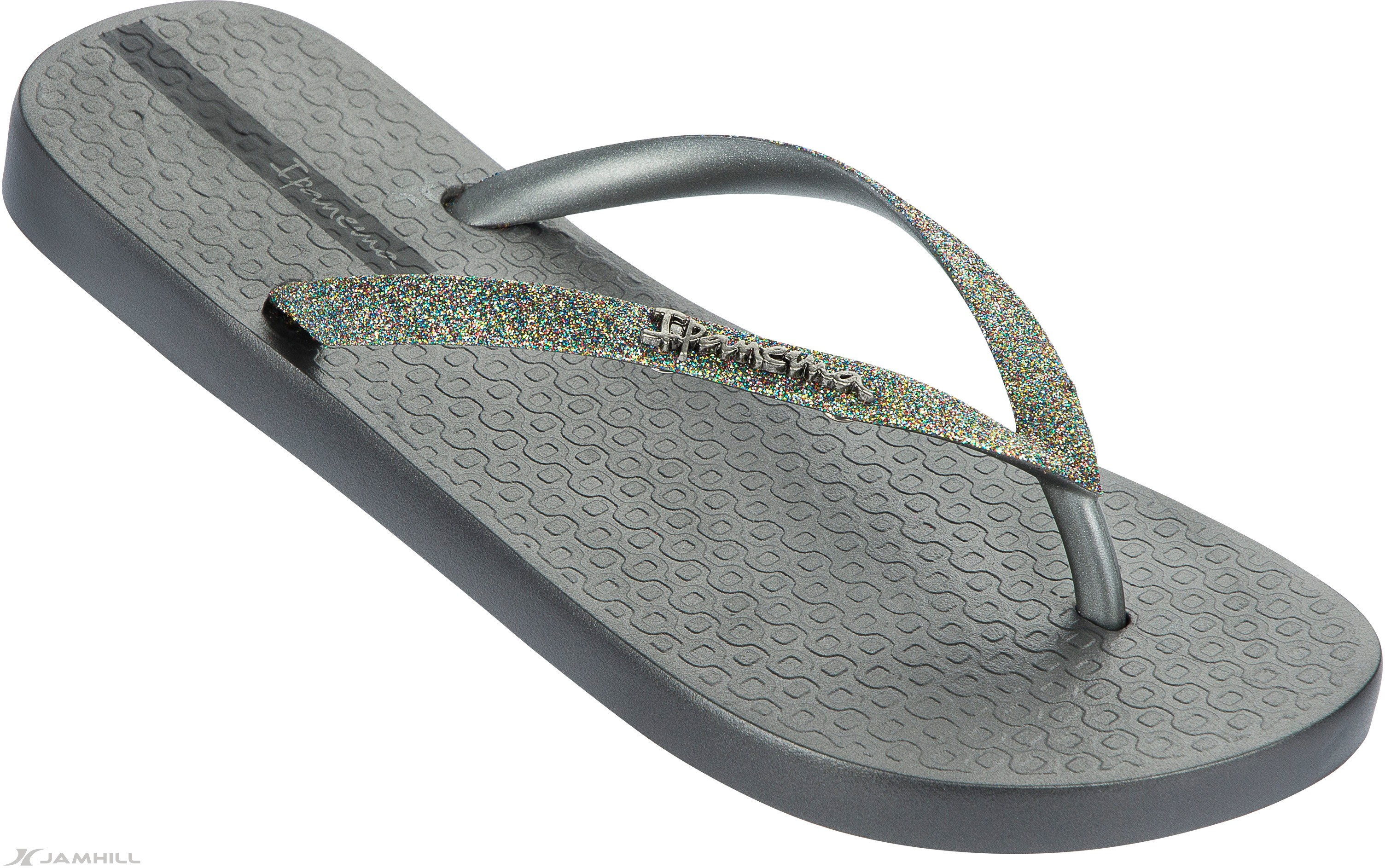ipanema sparkle womens flip flops with sparkly strap and. Black Bedroom Furniture Sets. Home Design Ideas