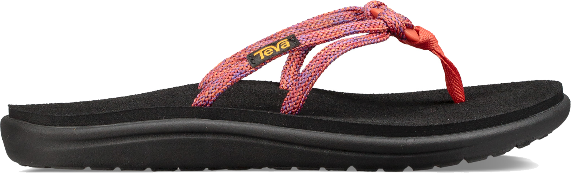 a4f1193980023 Teva Women s Voya Tri-flip Flip Flops Comfortable Casual Style Uk4  Pink purple. About this product. Picture 1 of 5  Picture 2 of 5 ...