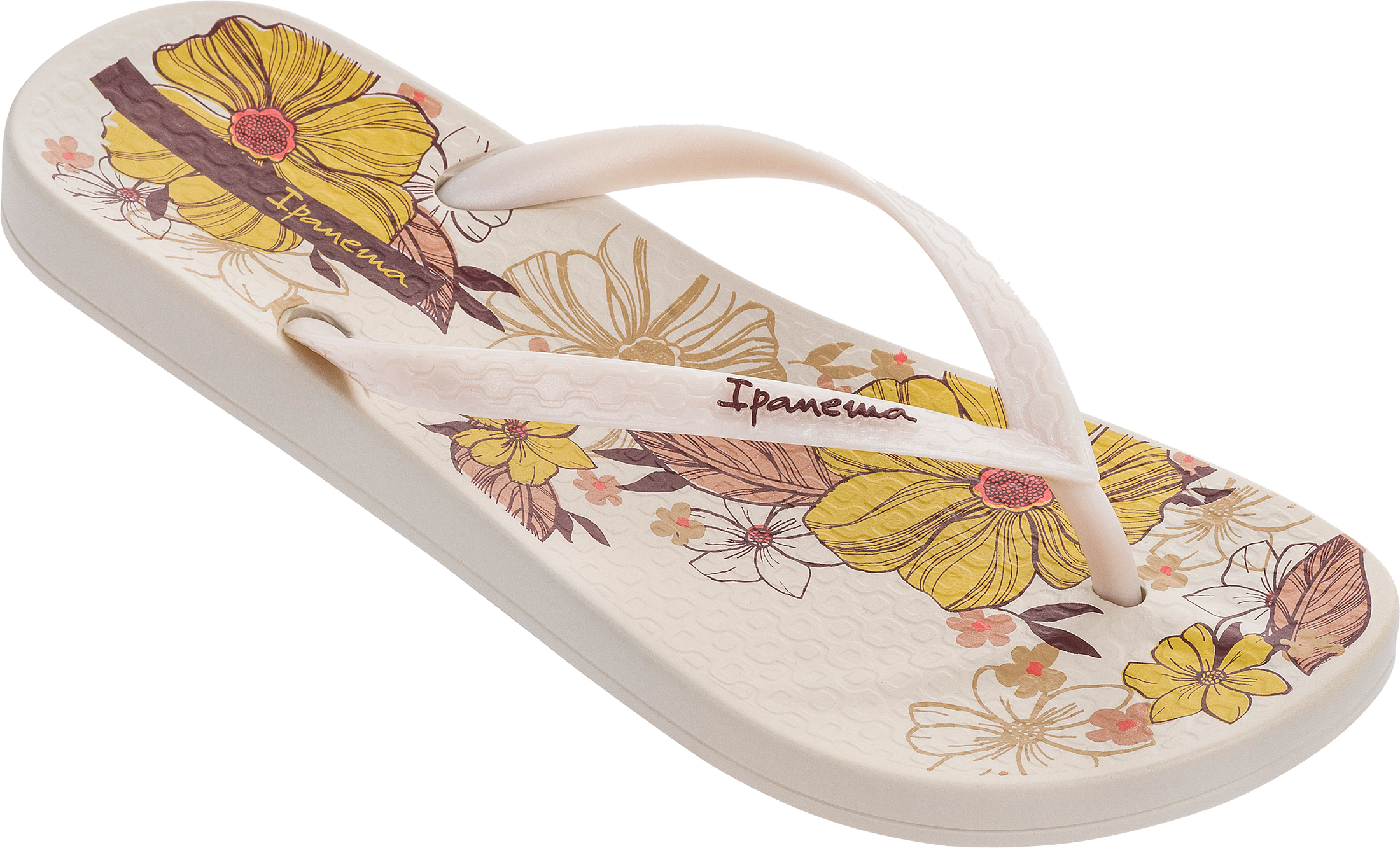 d55a048d2 Ipanema Anatomica Temas Ladies Womens Summer Beach Pool Sandals Flip Flops  Ivory 37. About this product. Picture 1 of 2  Picture 2 of 2