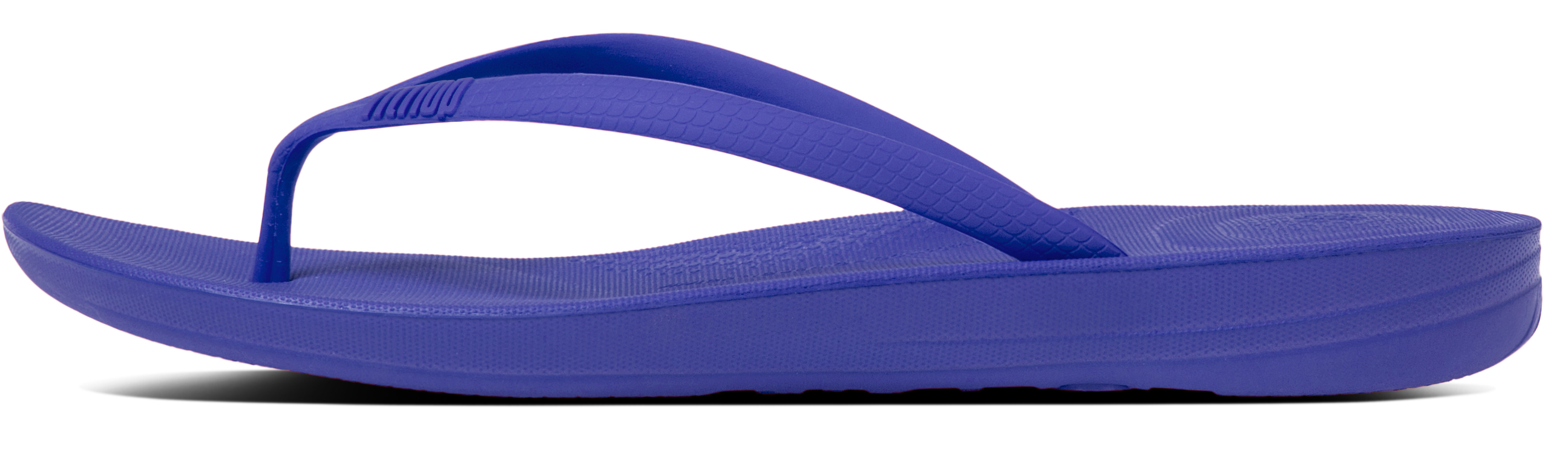 ddd94c10f2917 FitFlop Iqushion E54-043 Royal Blue Super-ergonomic Flip Flops Uk7. About  this product. Picture 1 of 4  Picture 2 of 4  Picture 3 of 4 ...