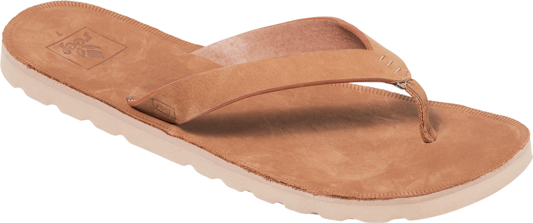 641b3a90ee ... Reef Flip Flop para Mujer de Viaje de Cuero Impermeable cómodo y  durable ...