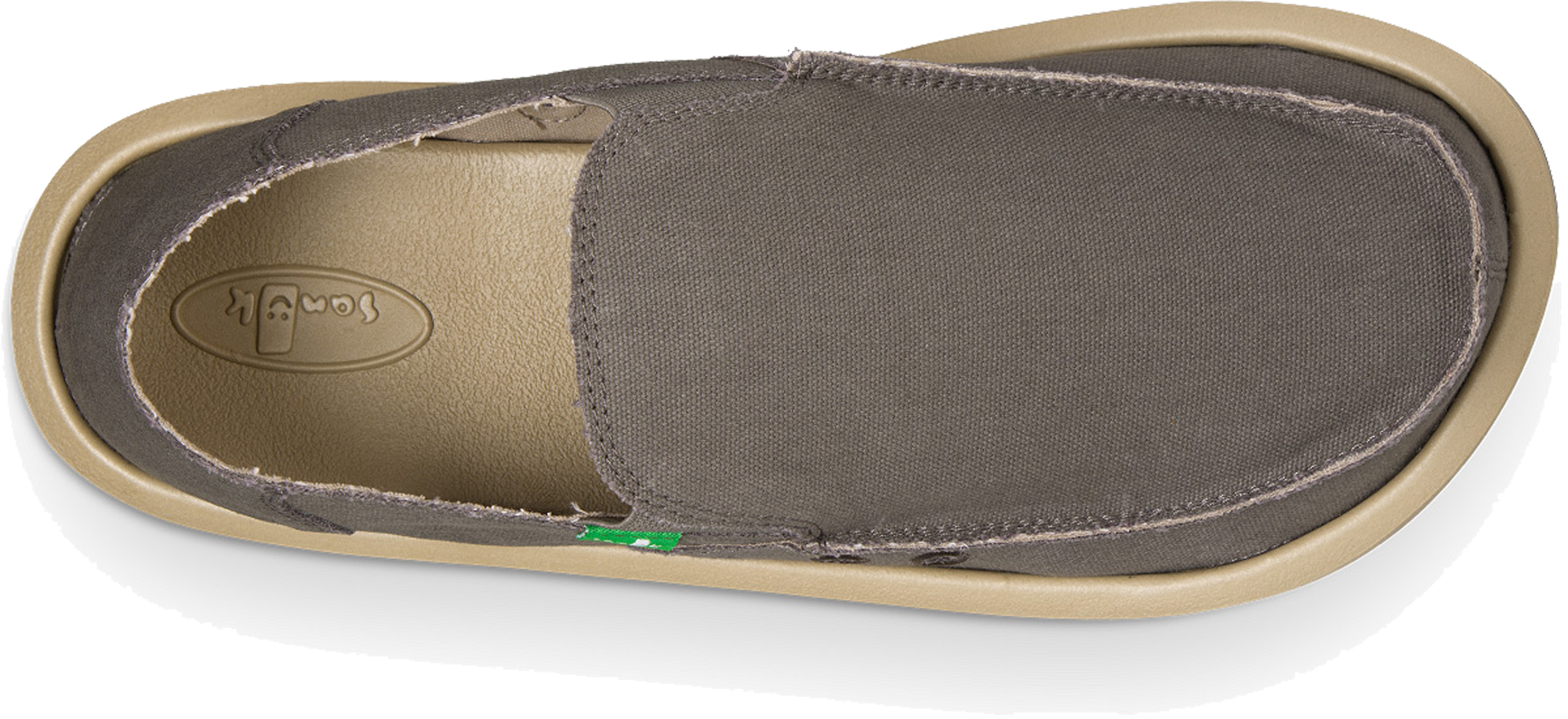 Sanuk Vagabond men's men's men's sidewalk surfer loafers. New 074769